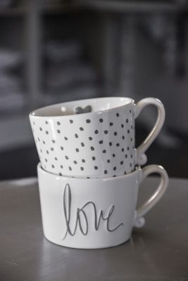 Beautiful mugs love.......