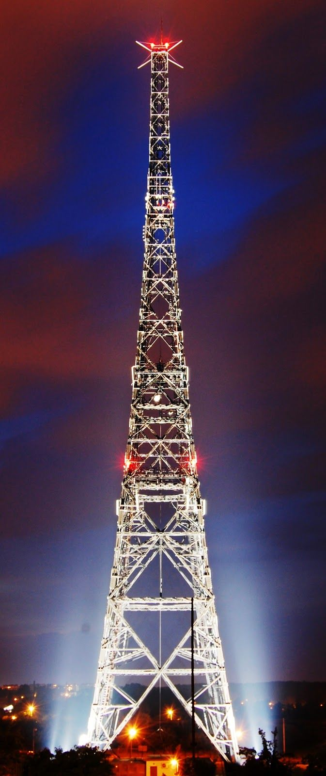 Gliwice Radio Tower, Poland | Most Beautiful Pages