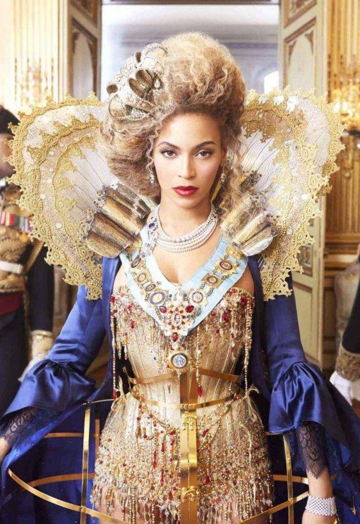 Beyonce: the Mrs Carter tour