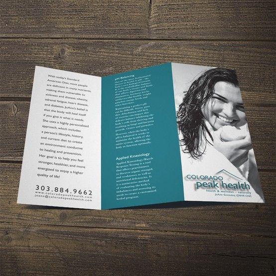 23 best Brochure images on Pinterest Brochures, Flyer design and - studio brochure