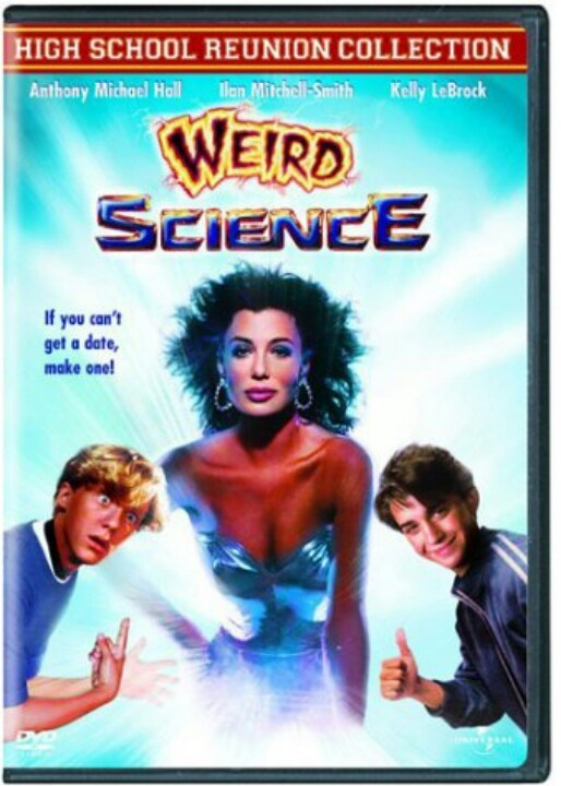 Weird Science (1985) High School Reunion Collection. Still haven't seen this, but I have seen Breakfast Club and Sixteen Candles