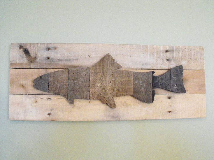 Best 25+ Rustic fishing decor ideas on Pinterest | Fishing room ...
