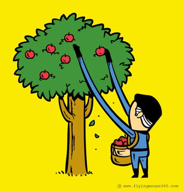 Mr Fantastic Fruit