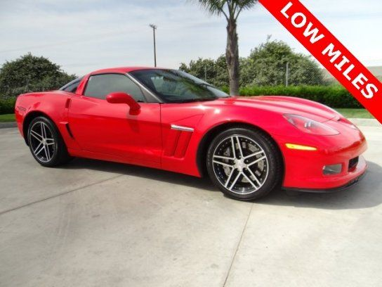 Coupe, 2012 Chevrolet Corvette Grand Sport Coupe with 2 Door in Hanford, CA (93230)