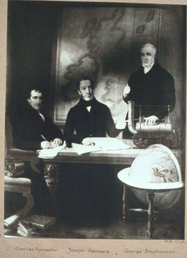 Joseph Sandars Three wise men