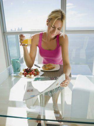 Coach minceur : un petit déjeuner équilibré pour un bon régime