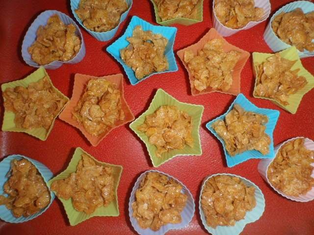 Honey Joys in the Thermomix
