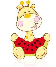 Girafa Bebê                                                       …