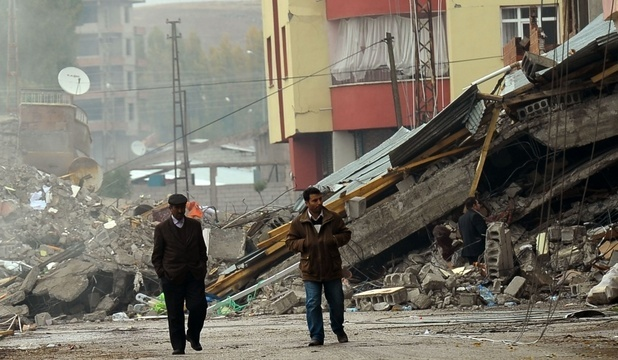 A new study by geologists That argues in this century, Population growth entail Will Increasing The Number of Deaths caused an by Earthquakes.