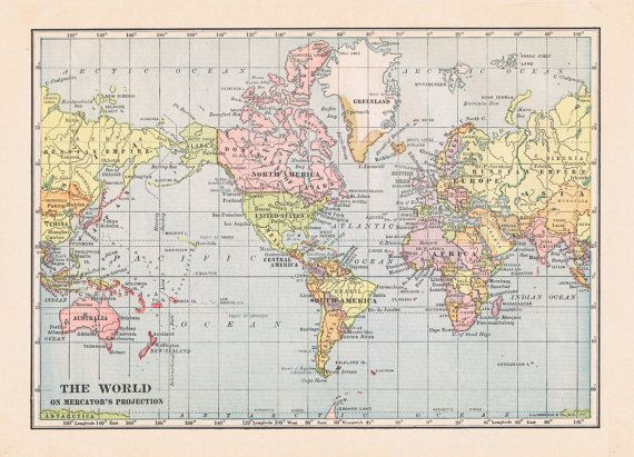 Best Maps Stationery And Envelopes Images On Pinterest - Large world map print out