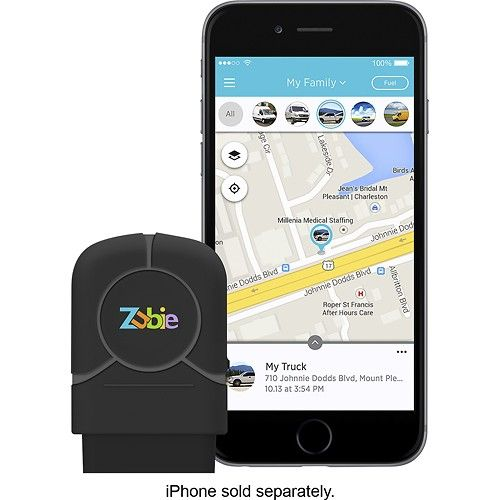 Zubie connected car service is now available with in-car Wi-Fi on the 4G LTE network from Verizon. Just plug the black Zubie Key in your OBD port under your car dashboard and get in-car Wi-Fi connectivity, real-time location tracking, useful car diagnostics and driving behavior information.