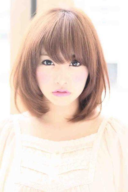 2013夏 ヘアカタログ ミディアムボブ|アフロート シェルハ 【表参道の美容室】のヘアスタイル