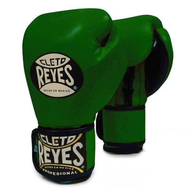 Este es el último guante de boxeo de Cleto Reyes con nuevo diseño de empuñadura más ajustada y además colores edición especial.