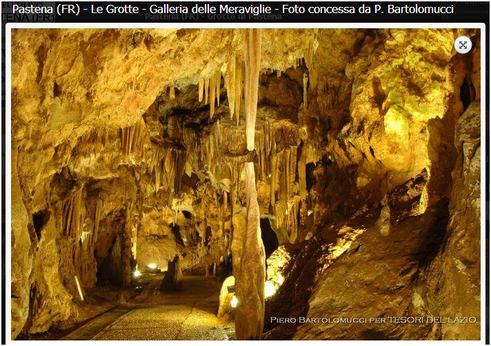 Alla scoperta delle più belle #grotte del #Lazio #Italy: Le Grotte di #Pastena (FR)