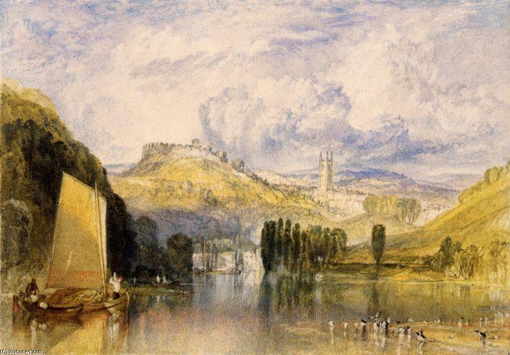 Totnes, dans la rivière Dart.