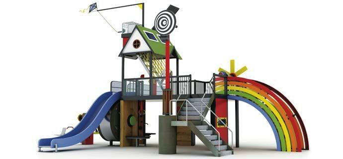 parques para niños en materiales reciclados - Buscar con Google
