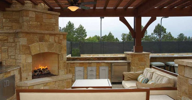 25 Amazing Outdoor Kitchens Fireplaces Design Ideas diy outdoor fireplace ideas, how to build an outdoor fireplace, outdoor cooking fireplace plans, outdoor fireplace designs plans, outdoor fireplace ideas on a budget, outdoor fireplace pictures, outdoor kitchen and fireplace ideas, outdoor kitchen with fireplace and pizza oven, outdoor stone fireplace ideas, simple outdoor fireplace designs, small outdoor fireplace ideas - http://evafurniture.com/outdoor-kitchens-fireplaces/