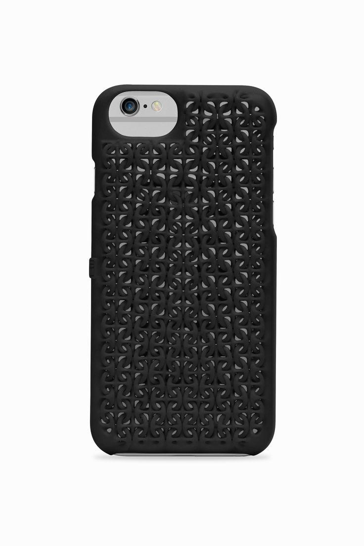 Freshfiber Chain mail Phone Case in Graphite Black | Freshfiber.com