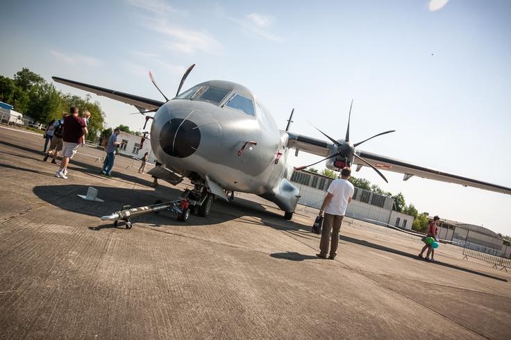 W dniach 17-18 maja 2013 w Bydgoszczy odbyła się VII Edycja Wystawy Air Fair - Wszystko dla lotnictwa. Pełna fotorelacja dostępna na naszej stronie - http://www.snaphub.pl/galerie/air-fair-bydgoszcz-2013