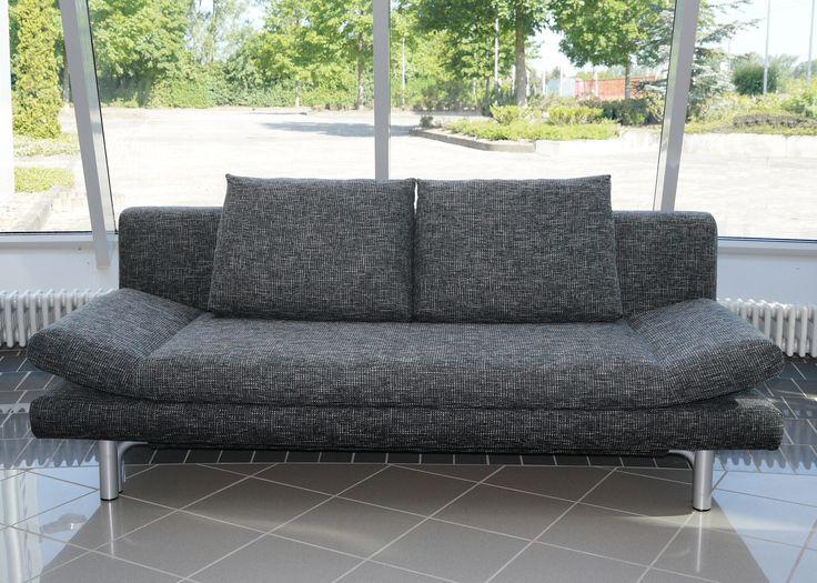 Bettsofa Lulani Komfort Schlafsofa Mit Bettkasten Grau 21380. Buy Now At  Https://