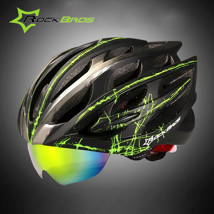 2017 RockBros Cycling Helmet Men/Women 32 Air Vents Goggles Safety MTB Road Pro Bicycle Bike Helmet With 3 Lens Casco Ciclismo