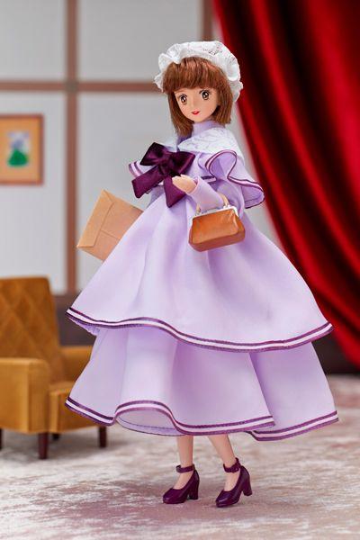 大正ロマン溢れるあの「はいからさんが通る」がお人形になって帰ってきた!原作通りの姿で登場 | ガジェット通信