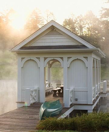 Romantic Home -studio, boathouse, picnic pavilion