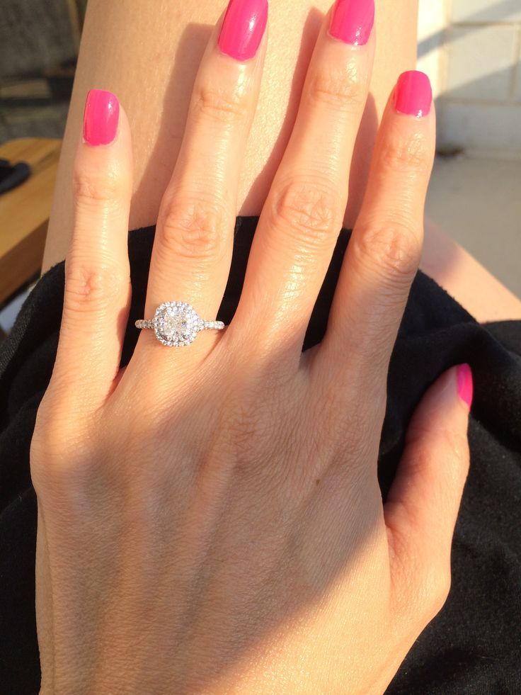 Tiffany And Co Soleste Ring