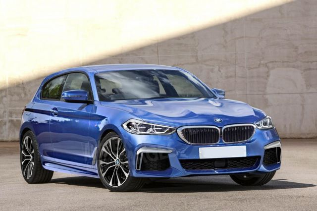 2019 BMW 1-Series New Photos Revealed - Car Announcements 2018-2019
