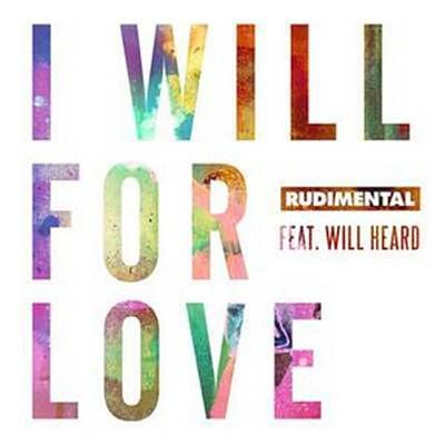 I just used Shazam to discover I Will For Love (Roni Size Remix) by Rudimental Feat. Will Heard. http://shz.am/t283657001