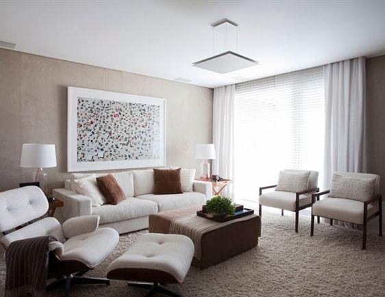 Home theater. Alto de Pinheiros  Apartamento 250m2   Fotos Fran Parente
