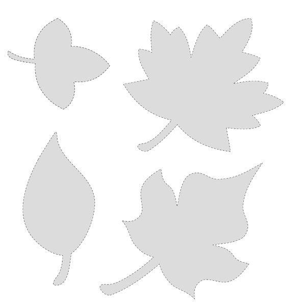 Best  Leaves Template Free Printable Ideas On   Moana
