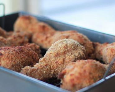 In de oven gebakken kip 2