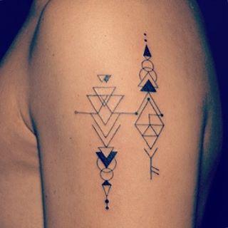 #tattoo #geometry #geometric #geometrictattoo #geometricart#geometricdesign #fashiontattoo #tattoolovers #armtattoo #inkedgirl #inkedwoman #tokyotattoo #tifanatattoo #タトゥー#幾何学模様#刺青#ティファナタトゥー#smalltattoo#lineart