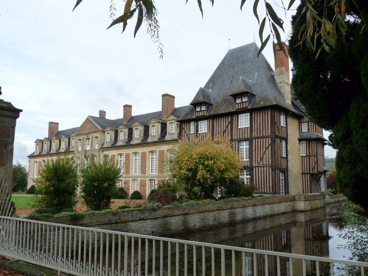 Mes randonnées: Pays d'Auge, de St-Hymer à Mézidon-Canon