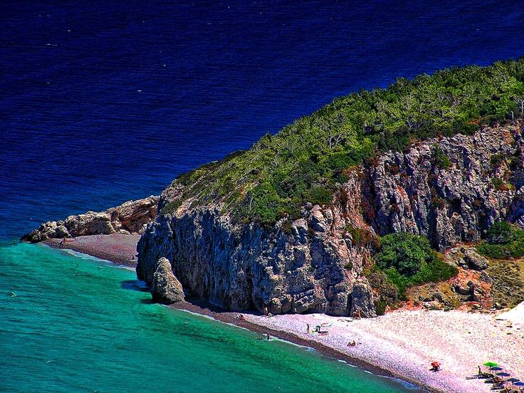 Tsambou Beach(es) Samos