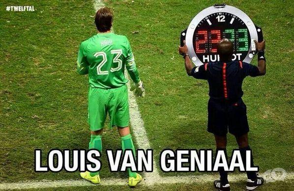 Louis van Geniaal