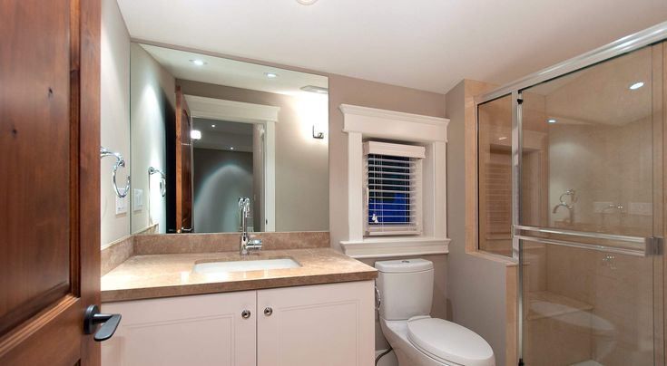 Feminine and Elegant North Vancouver Bathroom | Heating ...