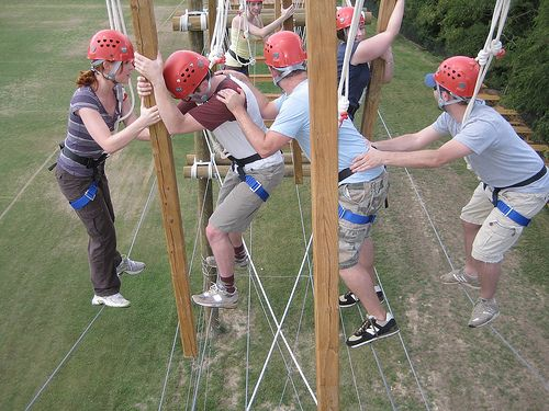 15 Best Ropes Course Ideas Images On Pinterest Ropes