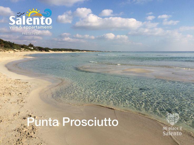 Punta Prosciutto di Porto Cesareo - Salento - www.salentovilleappartamenti.it