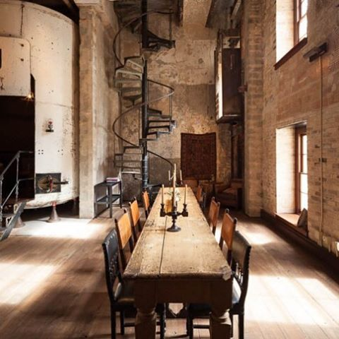 The Hotel Emma San Antonio, TX.  Now taking reservations! This #new hotel was once an abandoned brewery that has been carefully restored
