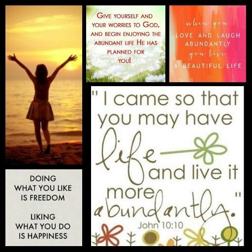 Abundant Joy Scripture - 0425