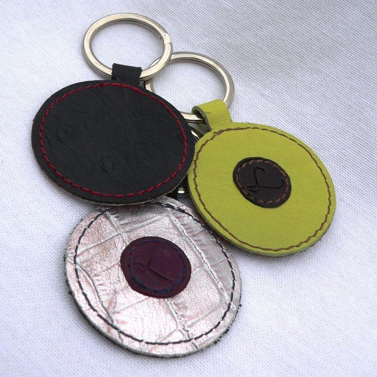 Porte clés simple A