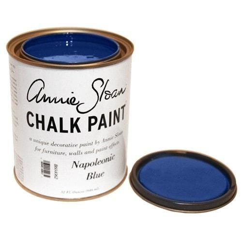 Chalk Paint® by Annie Sloan - Napoleonic Blue
