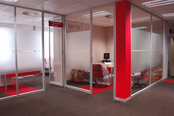 ABSA Bank - retail branch interior design, banking office space.