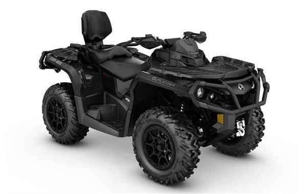 New 2017 Can-Am Outlander MAX XT-P 850 ATVs For Sale in Oklahoma. 2017 Can-Am Outlander MAX XT-P 850, Loaded with features including an upgraded suspension and aluminum beadlock wheels, the Outlander MAX XT-P is a sporty two-up ride with all the extras.