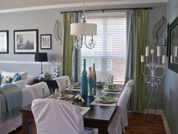 Dining Style ArlingtonTX Continuing The Same Colors To Space I Dark WoodInformation AboutPaint ColorsOutdoor LivingAquaIndoorRoom