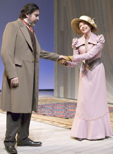 THE CHERRY ORCHARD - Blossoms at the Mark Taper Forum | Splash Magazines | Los Angeles