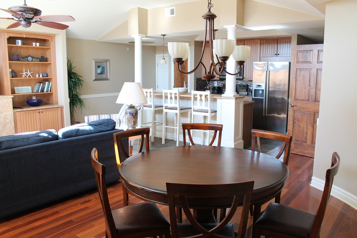 Just feet from the beach this oceanfront condo is a perfect Outer Banks Vacation rental for a week or a mini vacation. http://www.sunrealtync.com/house/csc-4d