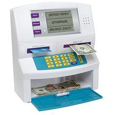 Blue Hat Fun 2 Save Electronic ATM Bank $19.99